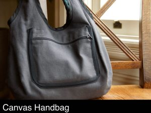 canvas handbag_make