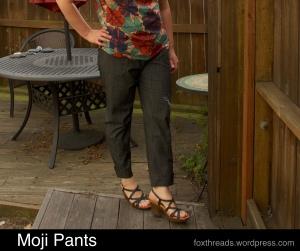 Moji Pants