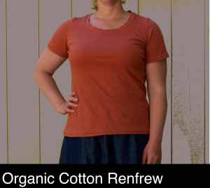 Organic Cotton Renfrew_make