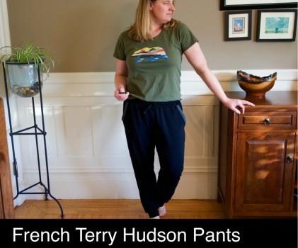 Hudson pants_make