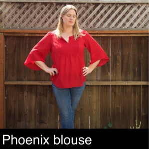 Phoenix blouse_make